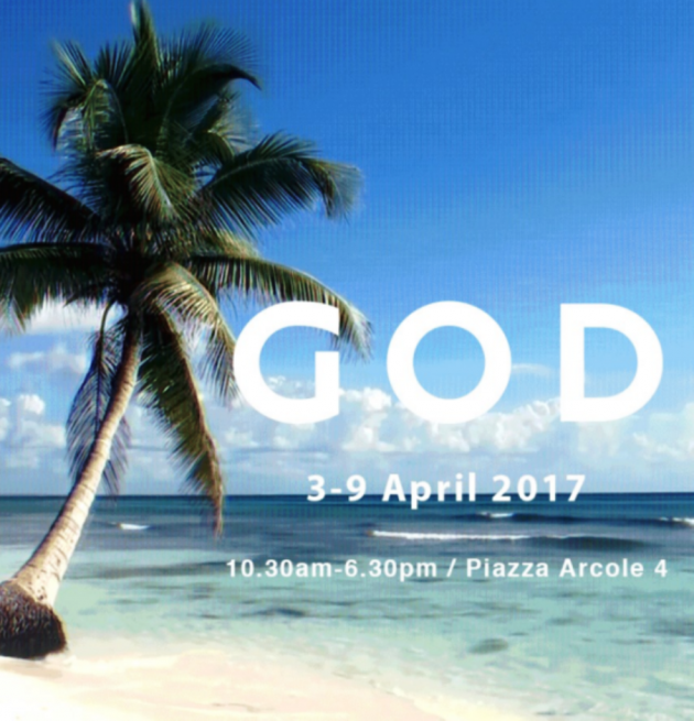 God by Atelier Biagetti @ Salone Milan 2017