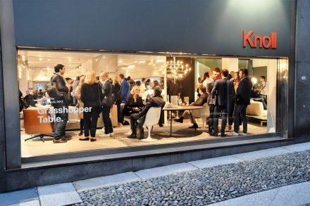 This is Knoll [pt 2/2] @ Salone Milan 2017