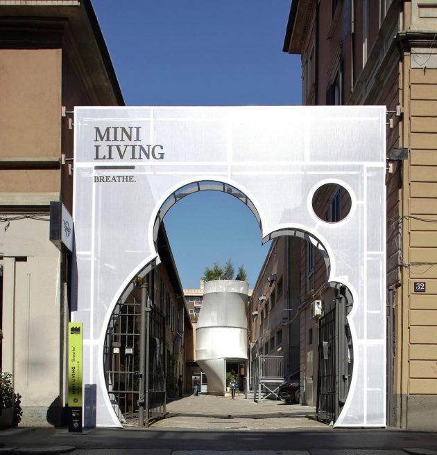 Mini Living @ Salone Milan 2017
