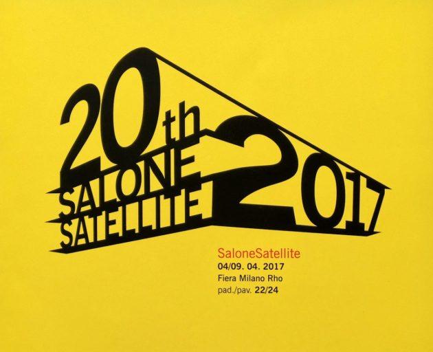 Salone Satellite [pt 2/2] @ Salone Milan 2017