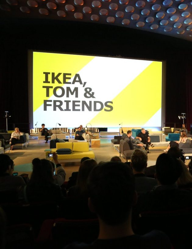 Tom Dixon, Ikea & Friends  [pt 4/6] @ Salone Milan 2017