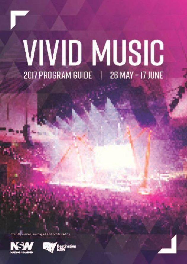 Vivid Music Program @ Vivid Sydney 2017