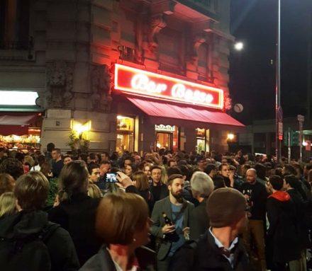 Bar Basso @ Salone Milan 2017