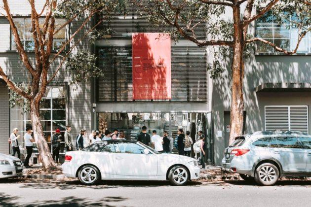 Virgil Abloh x Nike x Supply @ Dedece Sydney