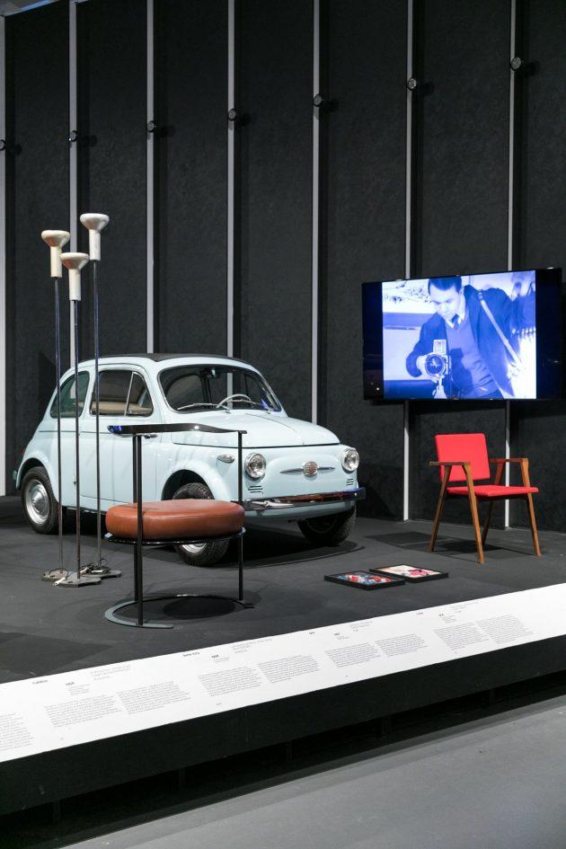 Storie. Italian Design 1902-1998 @ Salone Milan 2018