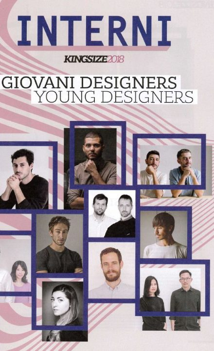 Rising Young Designers @ Salone Milan 2018