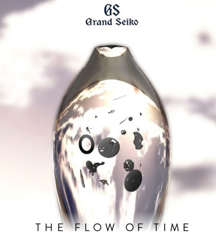 The Flow of Time @ Salone Milan 2018
