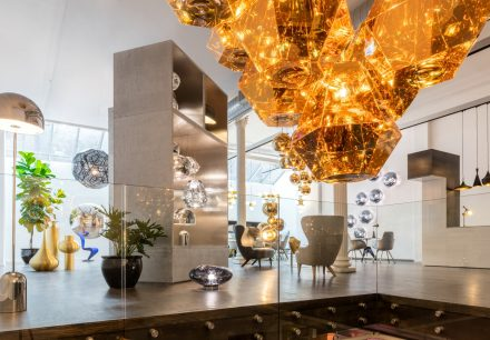 Tom Dixon Showroom @ Soho, New York