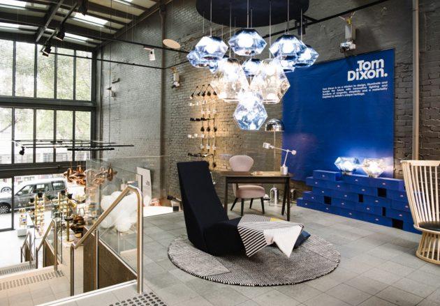Tom Dixon Sydney & Melbourne Flagship Showrooms