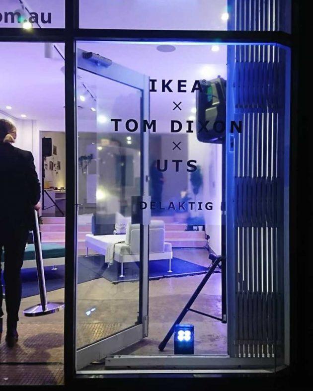 Tom Dixon x Ikea x UTS Design Students hack Delaktig