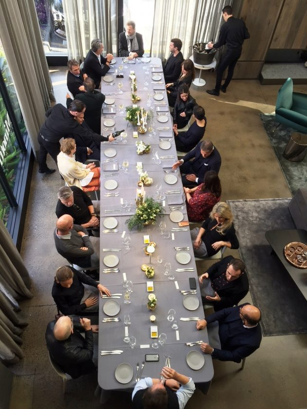 "The Minotti ""Portraits of Places in Australia"" Lunch"
