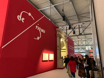 De Signo – Before and After Leonardo @ Salone Milan 2019