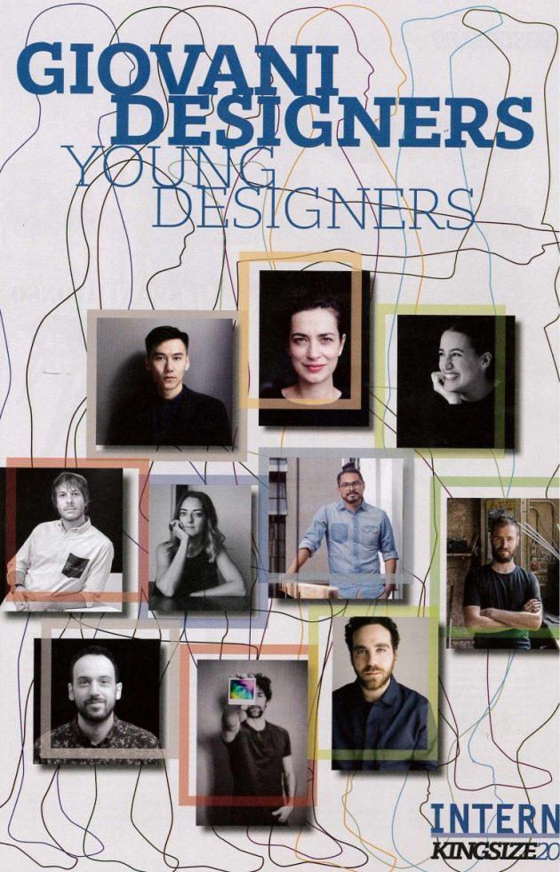 Interni's Giovani Designers @ Salone Milan 2019