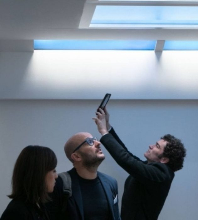 CoeLux – Experience the Sky @ Salone Milan 2019