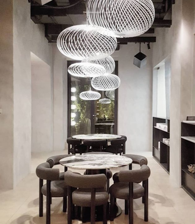 The Manzoni Restaurant @ Salone Milan 2019
