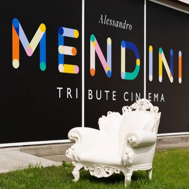 Mendini Tribute Cinema @ Salone Milan 2019