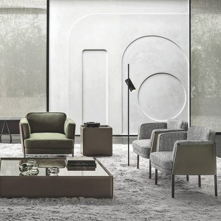 Minotti On Stage @ Salone Milan 2019