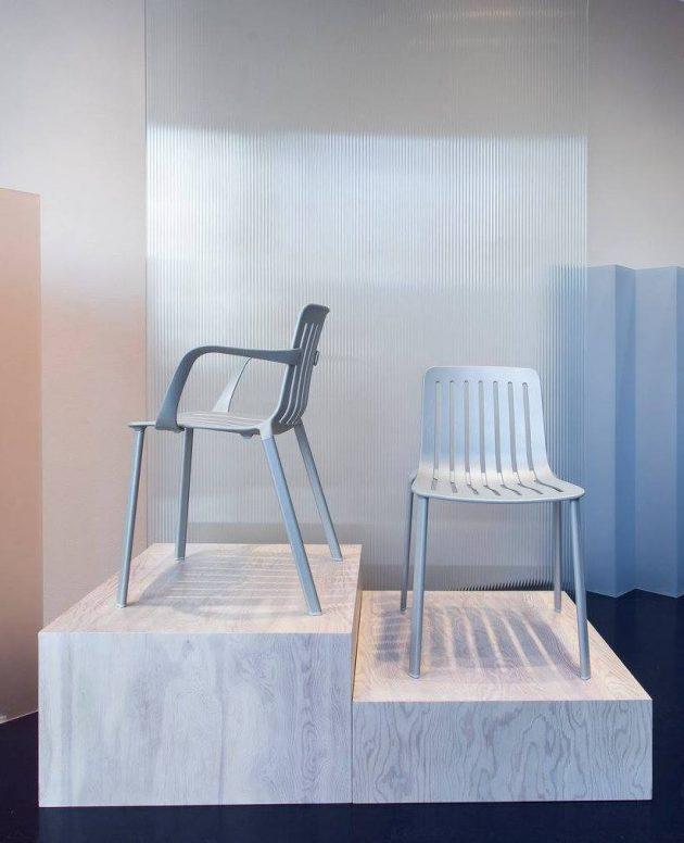 Plato Chair at Magis Garibaldi @ Salone Milan 2019