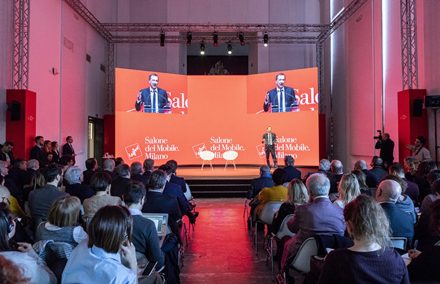 59th Salone del Mobile Launch @ Salone Milan 2019