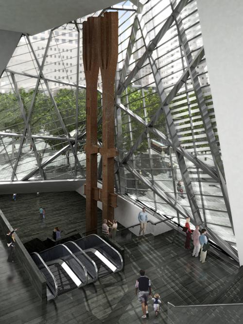 museum pavilion