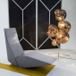 Multiplex by Tom Dixon @ Salon Milan 2017_ Bird Chaise Lounge