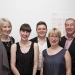 Sue Harris, Kate Rhodes, Cameron Bruhn, Penny Craswell & Geoff Fitzpatrick
