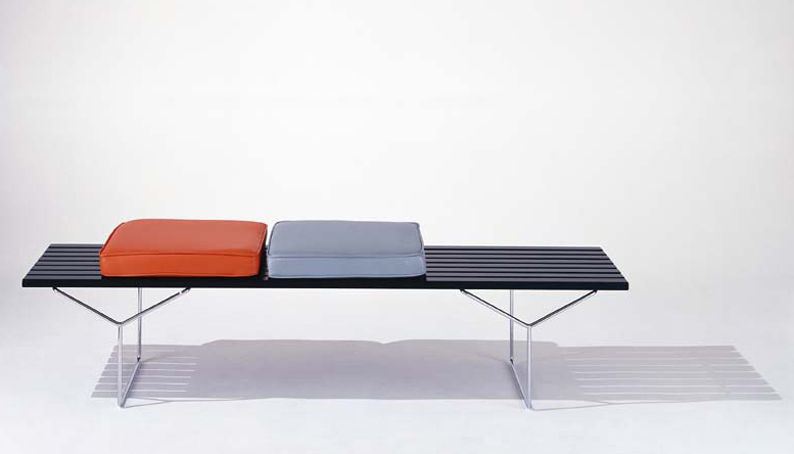 bertoia-bench-with-cushions