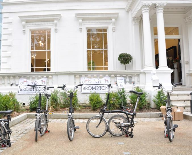 brompton bike tour