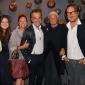 Diletta, Laura and Romeo Gigli, Pupi Solari and Massimo Alba.JPG