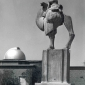 sven-hedin-on-a-camel-1932-carl-milles