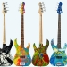 flea-and-damien-hirsts-limited-edition-spin-bass-guitar-series