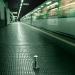 metrolinea-2-satzione-porta-genova-conical-vase-silver