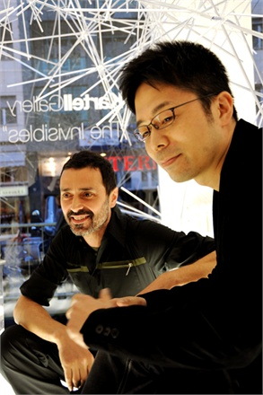 fabio novembre and tokujin @ kartell