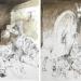 2004  garry shead / colloguy with john keats