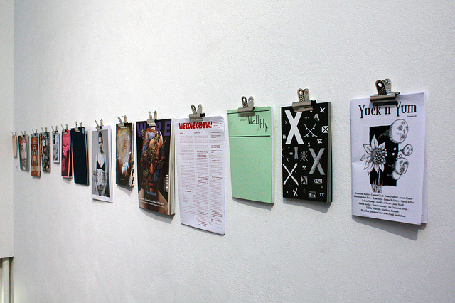 fanzine launch
