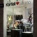 kartell loves milano
