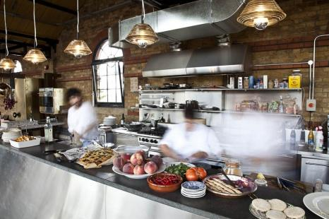 the dock kitchen