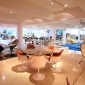 dedece knoll 75th anniversary showroom