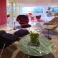 dedece knoll 75th anniversary showroom