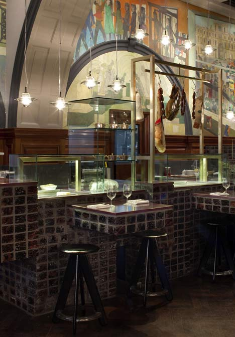 oliver peyton RAA restaurant
