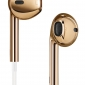 a-pple-inc-pair-of-solid-rose-gold-earpods