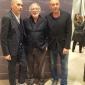 Stefano Vittorio Grigoli, designer del marchio N_8, Marco Longoni e Vittorio Longoni.jpg