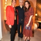 India Mahdavi, Tom Delavan, Deborah Needleman