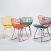 knoll bertoia side chairs