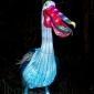 Vivid Sydney at the Taronga Zoo precinct