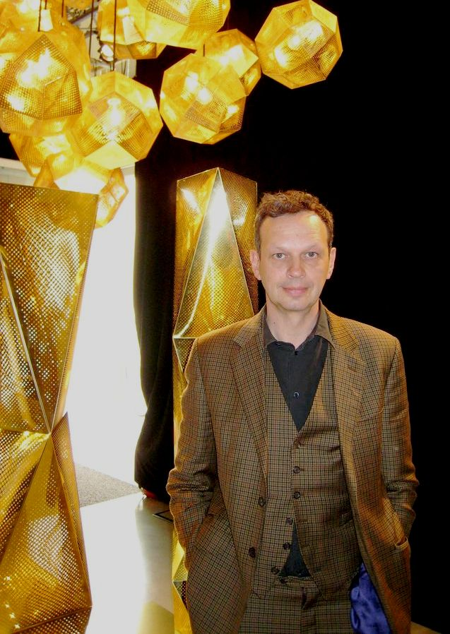 tom dixon at lab