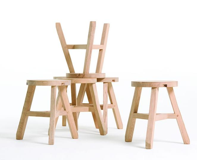 offcut stools