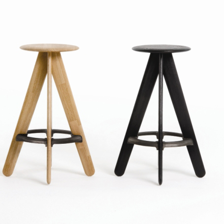 slab bar stools