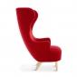 tom dixon wingback chair natural legs (5)