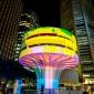 martin place mlc urban forest 2.0 vivid sydney 2017 (8)